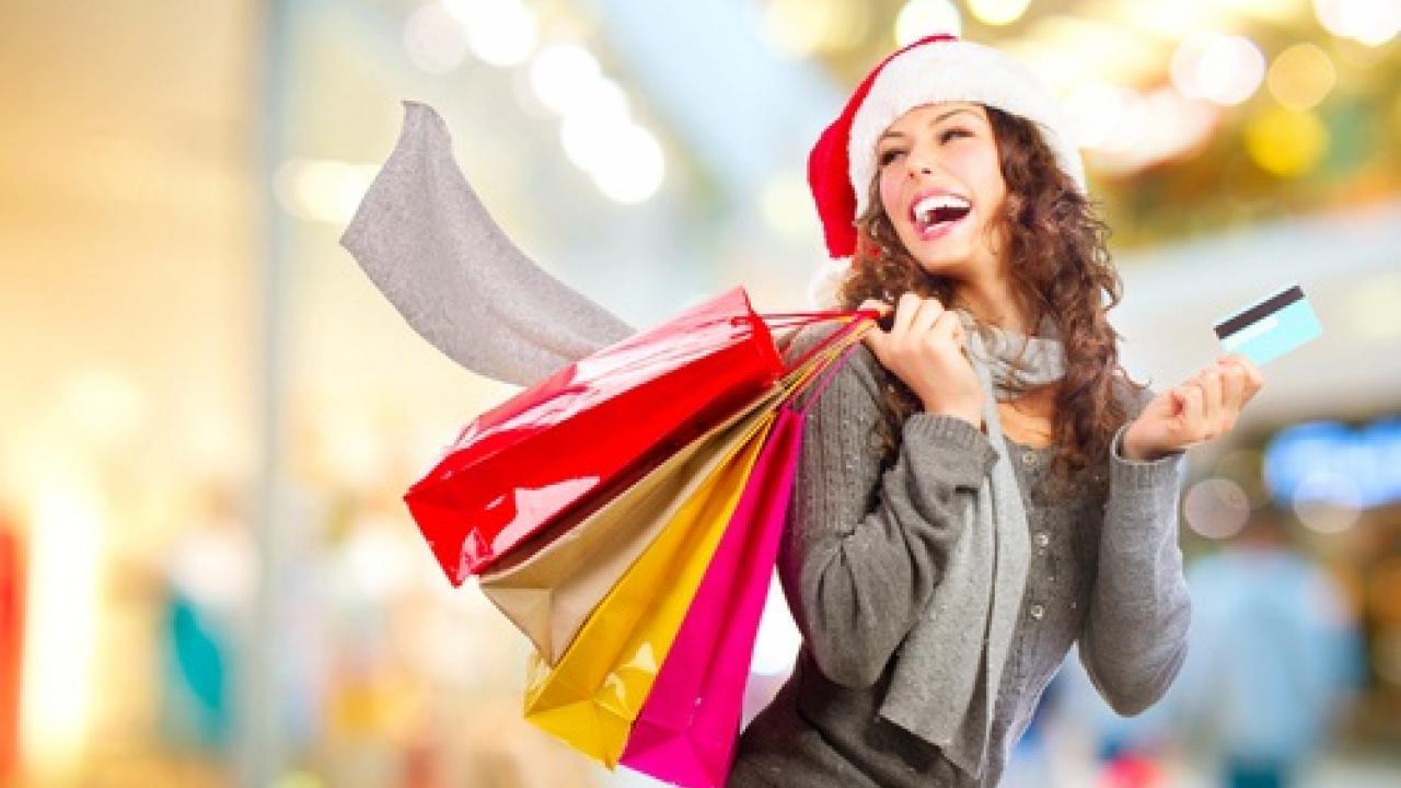 Resultado de imagem para Compras no natal