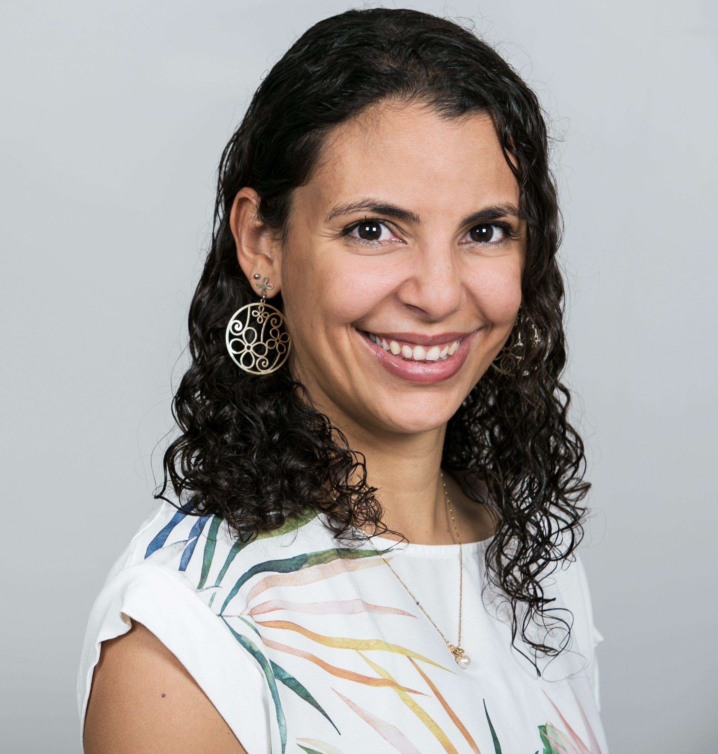 Ana Luiza Aranha , consultora da Transparência Internacional. Crédito: Divulgação/Transparência Internacional.