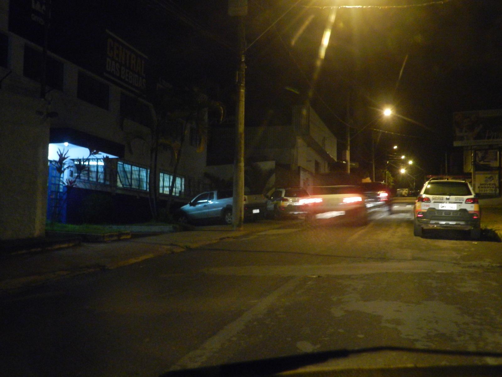 Distribuidora de bebidas é assaltada em Itabira - Notícias