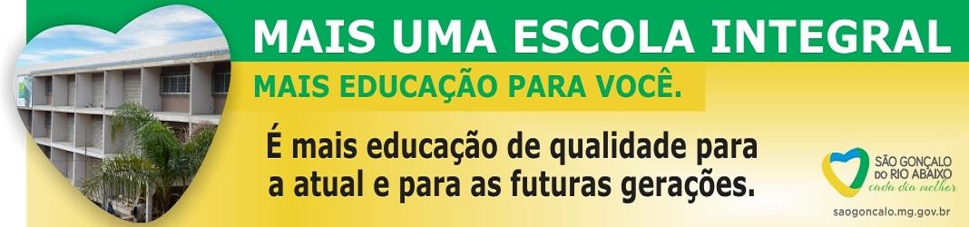 Escola Integral Recreio site O Popular